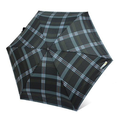 [Taiwan's Creative Rain's talk] gentleman anti-UV 50% off easily folder umbrella