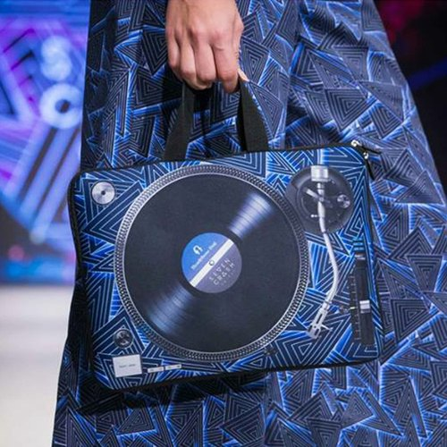 7crash x HeadphoneDog Laptop Sleeve (Vancouver Fashion Week)