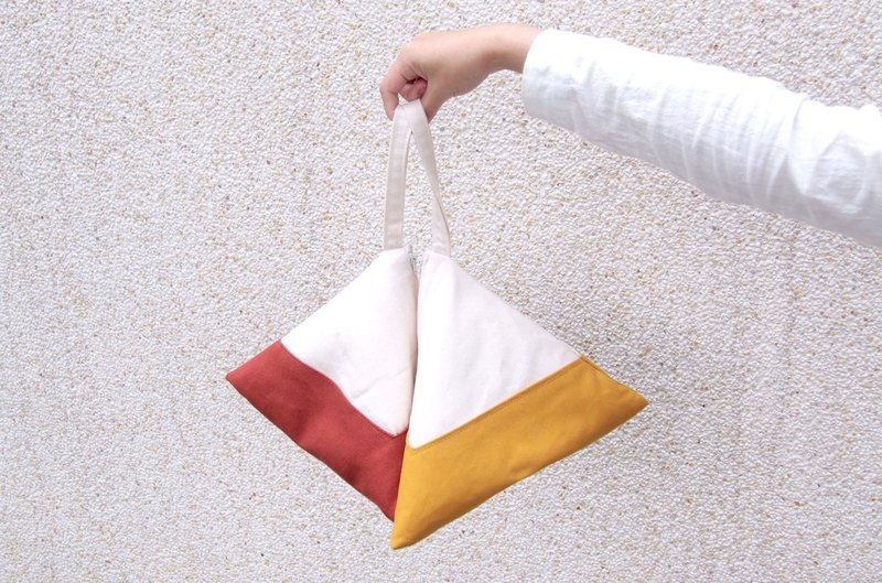 Goody Bag - Geometric Triangle Bag (M)
