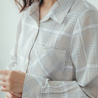 One's prose work big pocket shirt / coat