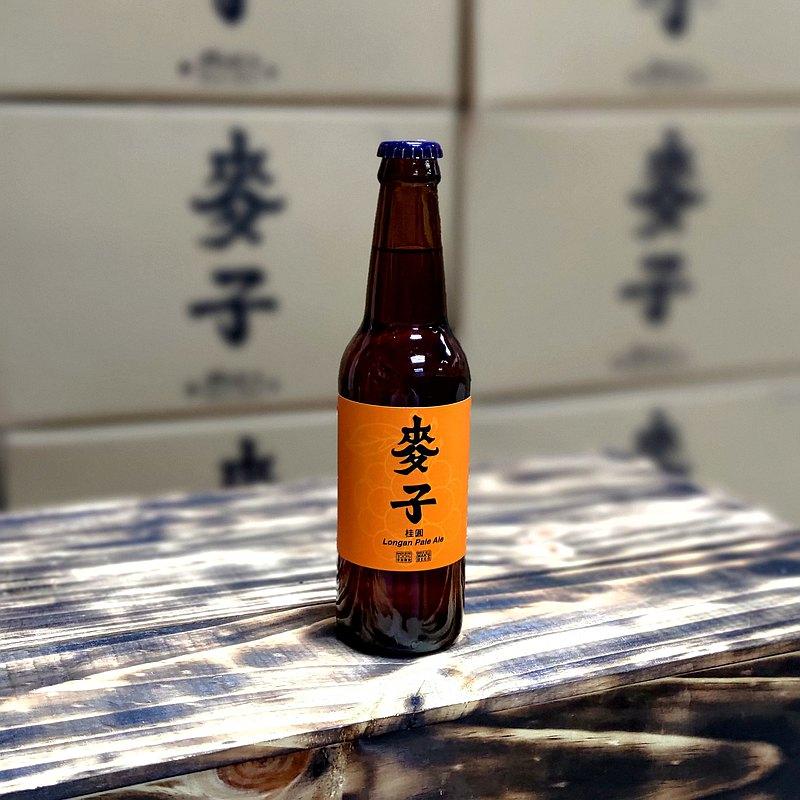 【麥子最重口味之選】手工啤酒套裝 330毫升支裝x12