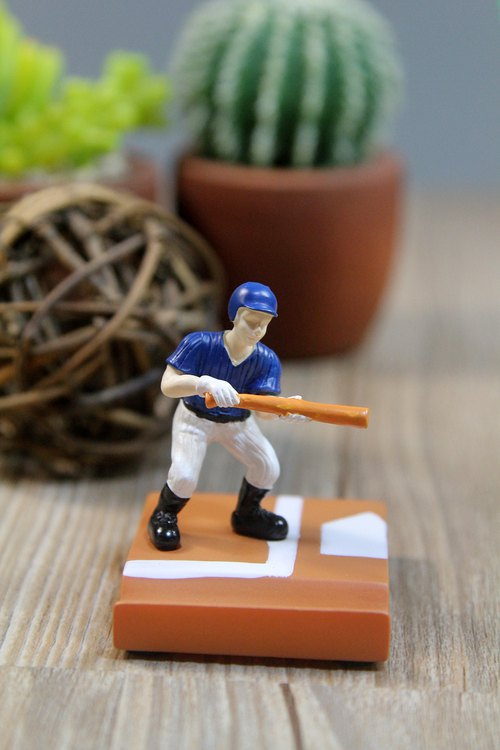 SUSS - Japan Magnets table Olympic Games table small mobile phone holder (baseball) - birthday gift recommendation / spot free shipping