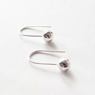 925 Silver  Small- balled Earring Posts-Sold as a Pair