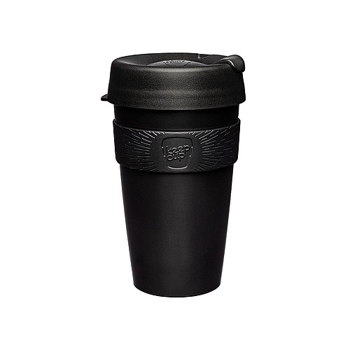 Australia KeepCup Portable Coffee Cup L - Obsidian