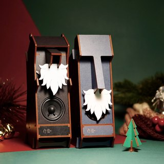 Stereo Santa Set (Stereo Puzzle - Stereo Speakers)