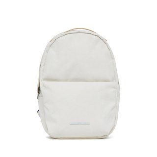 Roaming Series -15吋 Simple Egg Shape Backpack - Bright White - RBP222WH