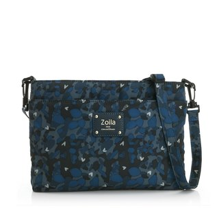 Starry Camouflage double-layer crossbody bag also has a surprisingly small size