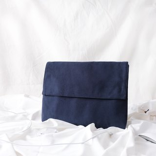 SOFT LAPTOP CASE : NAVY COLOUR