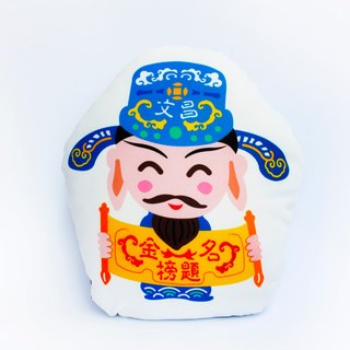 MARK TAIWAN Mai Mai Grand Festival - Wenchang Emperor (Pillow)