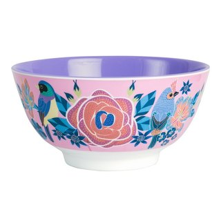 Nightingale 6-inch bowl - pink