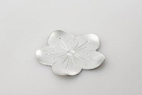 Pure tin plum flower torus