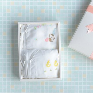 100% cotton gauze robes baby gift Do not worry ^ ^ exposed Dudu
