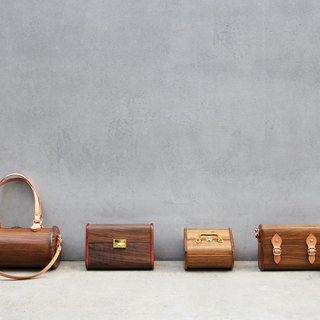 ◤PITAYA◢ wooden bag / Order Products Limited