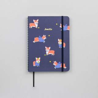 Corgi A5 Notebook / Sketchbook