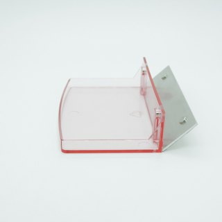 Magnetic suction dressing _ half-high storage box - pink