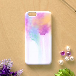 Romantic watercolors. Matte Case( iPhone, HTC, Samsung, Sony, LG, OPPO)