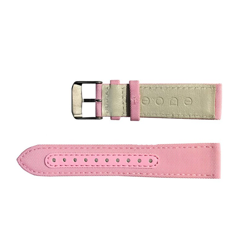 EONE Bradley Nylon Canvas Strap_Bright Color Powder