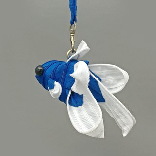 Goldfish bag [Snowtail Blue]