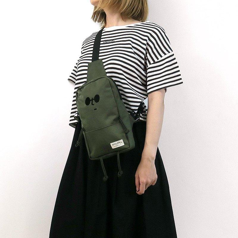 綠色好友-男女皆宜的手提包