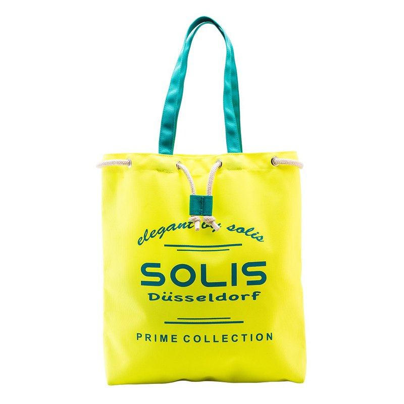 SOLIS Color Palette series 6 wayS tote bag(Neon yellow)