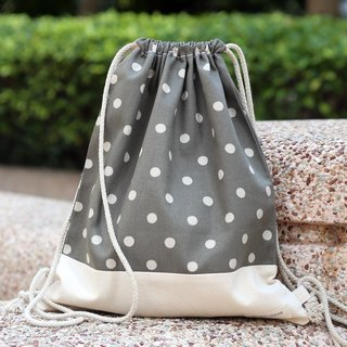 Silverbreeze ~ Bunny Backpack ~ Dot (B87)