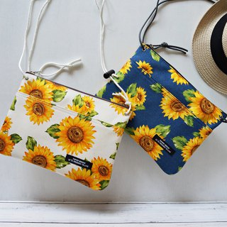 summer sunflower shoulderbag