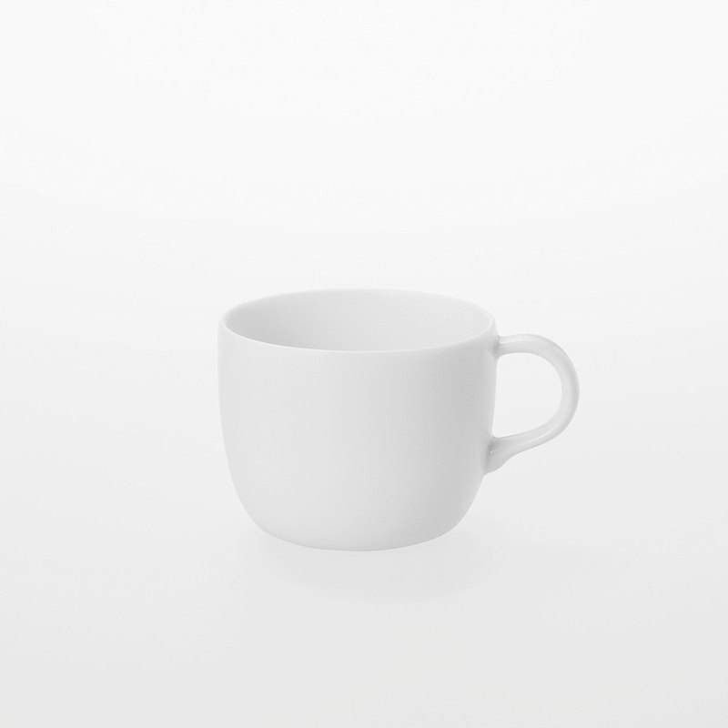 TG 白瓷咖啡杯 225ml