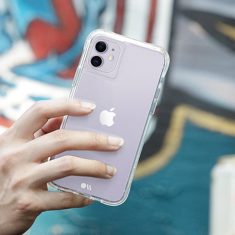 iPhone 11 Series - Tough Clear Phone Cases