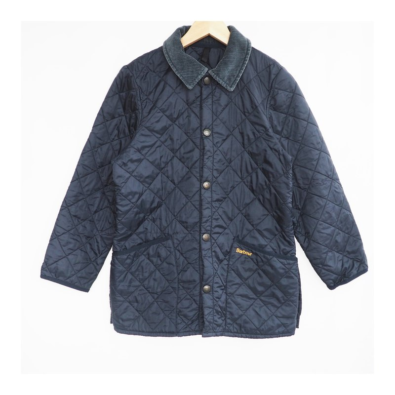 Barbour plaid jacket Quilted Jacket