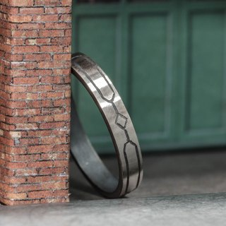 Originally a red brick ring