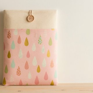 Laptop case Macbook cover PC case / pink drop