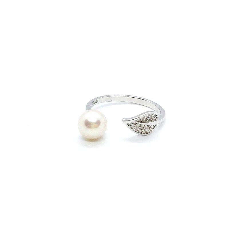 Yemiao Freshwater Pearl Sterling Silver Ring