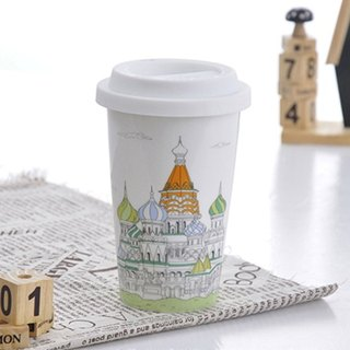 JB Design I am not a paper cup ~ Russian Kremlin