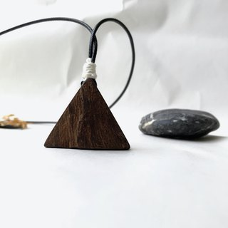 You and my angle ~ Xiao Nan wood necklace
