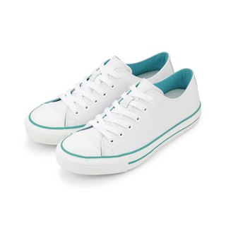 PI-ZERO classic vulcanized shoes small fresh-cyan-blue