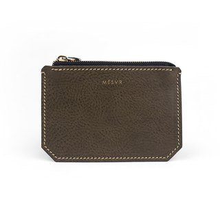 [Minerva]|Skinny Coin Purse|Zipper Pouch