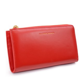 LaPoche Secrete: Fashion Girl's L-Cow Folder_Scarlet Red