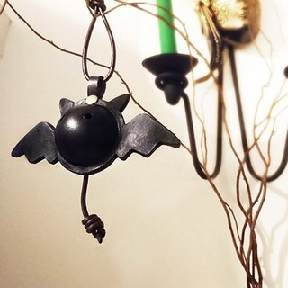 Pure skin sprouting - little devil bell hanging ornaments