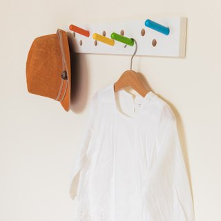 [Coat rack-5 hook] hanger hanger