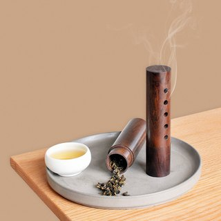 Weis only a poem a portable incense portable incense tea line incense burner wooden incense burner
