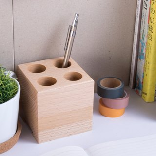 [four-hole pen socket] manual storage