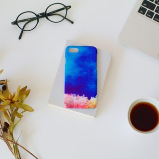 "Orders production] iPhone / Android Case ""and the forest, the night sky."""