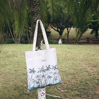 Colour-Up Hand Painted Series -wild life Canvas Print Tote Bag