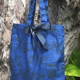 FLAG BAG S TM TREE PRINTED