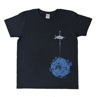 Space elevator T-shirt Women's