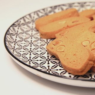 German small almond cakes Germany almond shortbread