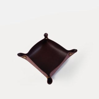 Alfred Valet Tray in Mulberry, Small