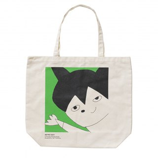 [Swimmy Design Lab] Japan Classic Cartoon Series - Atomic Diamond Edition TOTE Tote Bag / Canvas Bag / School Bag (Dark Green)
