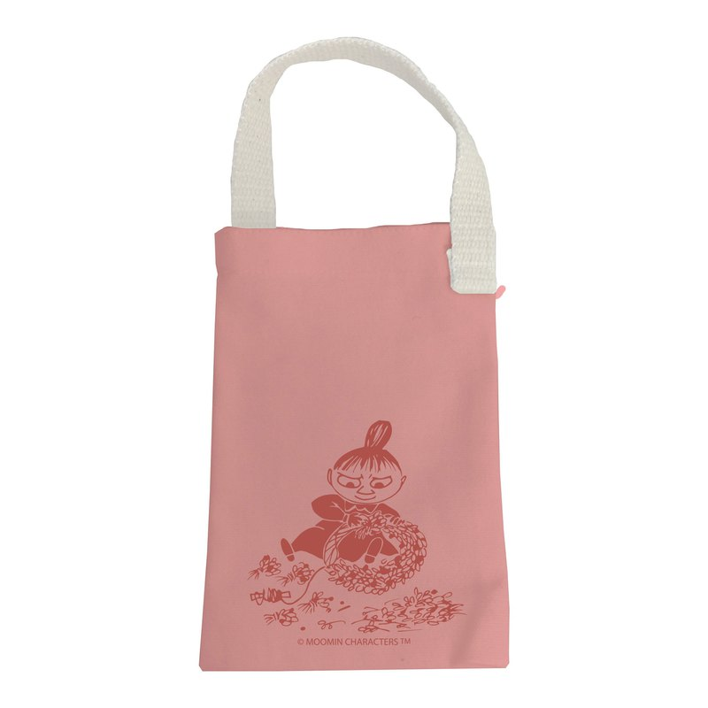 Moomin 噜噜米 authorized - kettle bag (powder), AE03