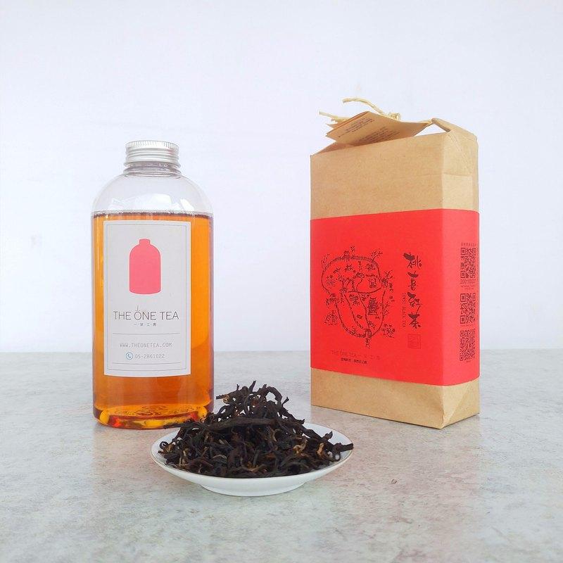 桃喜紅茶50g